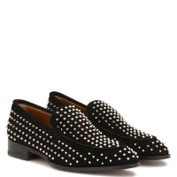 GARRISON - Black - Loafers