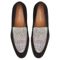 GARRISON STRASS - Black - Loafers