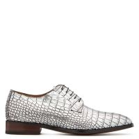 MOORE - Silver - Loafers