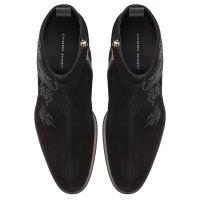 DAVEY DRAGON - Black - Boots