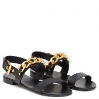 JASON - Black - Sandals