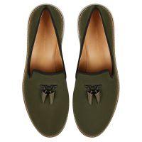 KENT - Vert - Loafer
