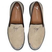 CEDRIC MANHATTAN - Beige - Loafers