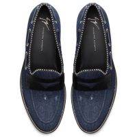 MANNIE - Blue - Loafers