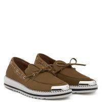 ALFRED - Beige - Loafers