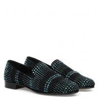 ANTON - Black - Loafers