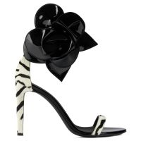SIUXSIE - Black and white - Sandals