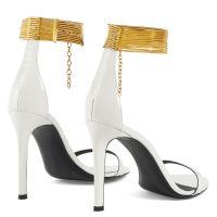 KAY - White - Sandals