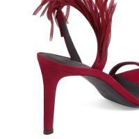 FENICE - Red - Sandals