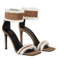 VANILLA WINTER - Beige - Sandals