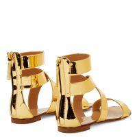 DORY FLAT - Gold - Flats