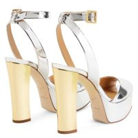 BETTY - Silver - Sandals