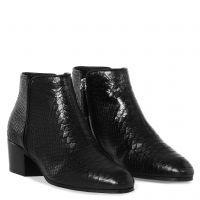 DANDY - BLack - Boots