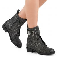 JAKE - Grey - Boots