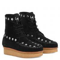 SINAI HIGH - Black - Boots