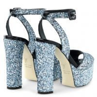 BETTY - Blue - Sandals