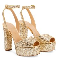 BETTY - Gold - Sandals