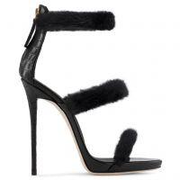 HARMONY WINTER - Black - Sandals