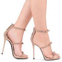 HARMONY RIBBON - Pink - Sandals