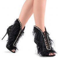 CHARLESTON - Black - Boots