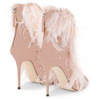 CHARLESTON - Pink - Boots