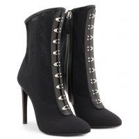 JANICE - Black - Boots
