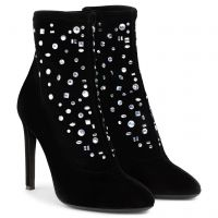 THE DAZZLING CELESTE - Black - Boots