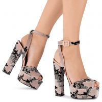 BETTY - Pink - Sandals