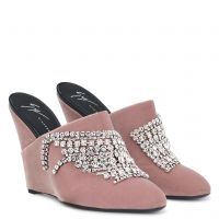 DEVA - Pink - Wedges