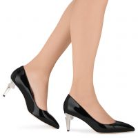 G-HEEL - Black - Pumps