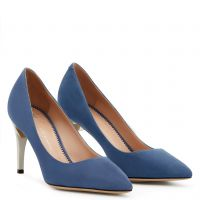 G-HEEL - Blue - Pumps