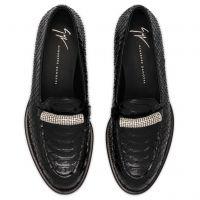 GRADY - Black - Loafers