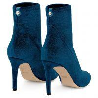 CELESTE - Blue - Boots
