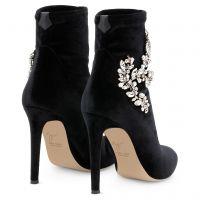 CELESTE CRYSTAL - Black - Boots