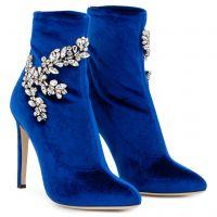 CELESTE CRYSTAL - Blue - Boots