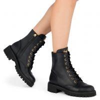 CHRIS HIGH - Black - Boots