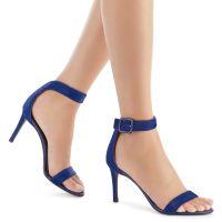 NEYLA - Bleu - Sandales