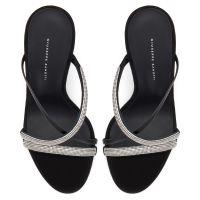 CROISETTE CRYSTAL - Sandals