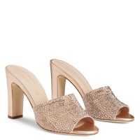 BECKA - Pink - Sandals