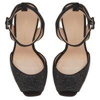 BETTY - Black - Sandals