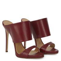 ANDREA - Brown - Sandals