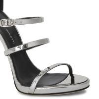 MARGARET - Silver - Sandals