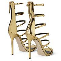 MARGARET - Gold - Sandals