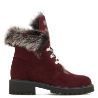 PHILLIS - Red - Boots