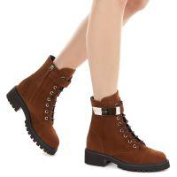 ALEXA - Brown - Boots
