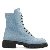 THORA - Blue - Boots