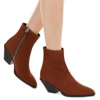 KARLEY - Brown - Boots