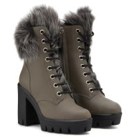 MOYRA - Grey - Boots