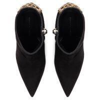 AMAL FELINE 85 - Black - Boots