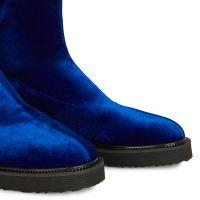 SELMA - Blue - Boots